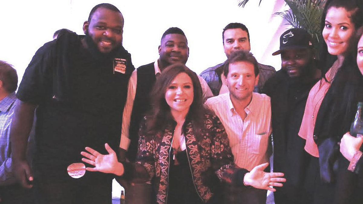 Project Soul performed for Rachael Ray